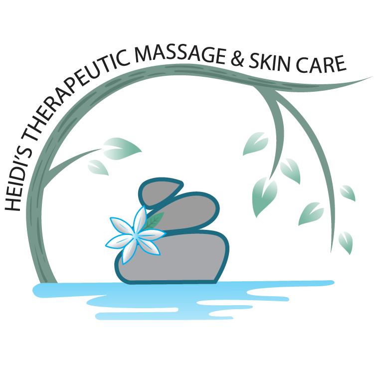 Heidi's Therapeutic Massage & Skin Care Logo